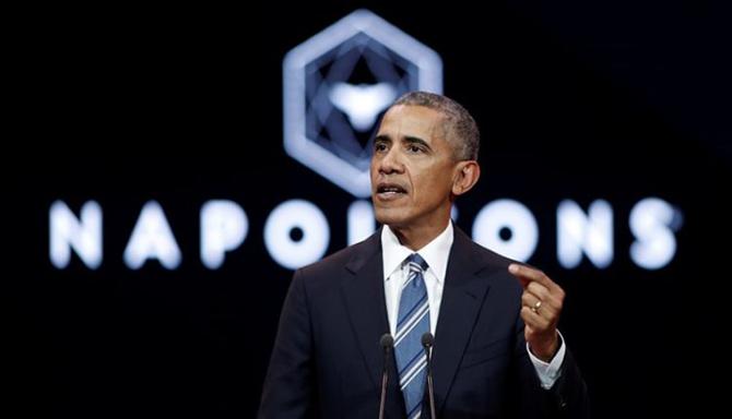 Πόσα Πήρε Ο Ομπάμα Για Μια Ομιλία Στο Παρίσι!