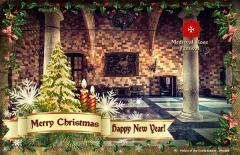 Καλές Γιορτές!! ΜΕΣΑΙΩΝΙΚΟ ΦΕΣΤΙΒΑΛ ΡΟΔΟΥ 25 - 27 ΜΑΪΟΥ 2018