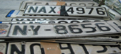Αλλάζουν Οι Πινακίδες Στα Αυτοκίνητα Έως Το Τέλος Του 2018