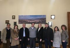 Επίσκεψη του Συλλόγου Βλάχων στο Δήμαρχο Βέροιας