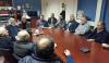 Εποικοδομητική η σύσκεψη στο γραφείο του αντιπεριφερειάρχη Κώστα Καλαϊτζίδη με τους προέδρους των ΤΟΕΒ της Ημαθίας, παρουσία του αντιπεριφερειάρχη Αγροτικής Οικονομίας της ΠΚΜ.,Φάνη Παπά.