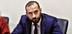 Συνέντευξη του υπουργού Επικρατείας και Κυβερνητικού Εκπροσώπου, Δημήτρη Τζανακόπουλου, στο Ράδιο Θεσσαλονίκη 94,5 και στον δημοσιογράφο Στέφανο Διαμαντόπουλο