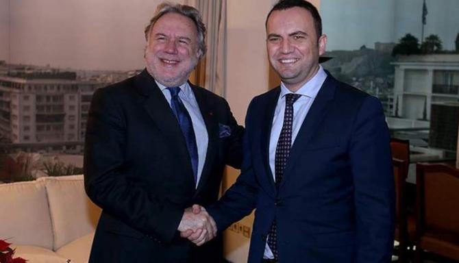 Αποκάλυψη Από Τα Σκόπια – Οσμάνι: «Συμφωνήσαμε Ο Όρος «Μακεδονία» Να…»