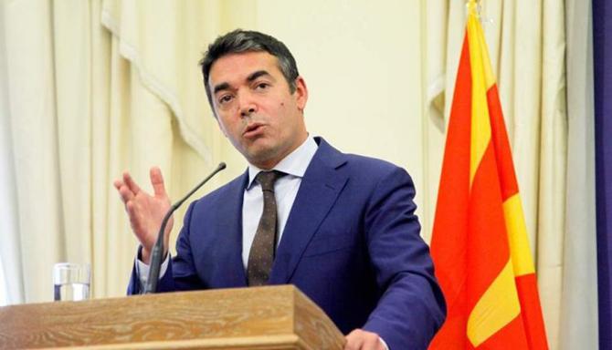 Ντιμιτρόφ: «Ήμασταν Και Θα Είμαστε Μακεδόνες» – Αδειάζει Τον Διαπραγματευτή