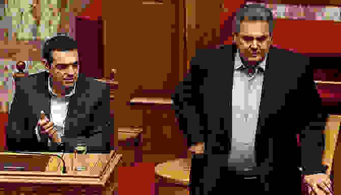 Κορυφαίος Υπουργός Του Τσίπρα Θέλει Άμεσο Διαζύγιο Με Τον Καμμένο (ΦΩΤΟ)