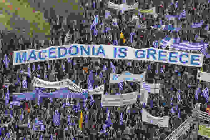 Συλλαλητήριο Για Τη Μακεδονία Στις 4 Μαρτίου Στην Πάτρα