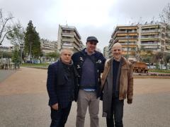 Ολλανδός τουριστικός πράκτορας επισκέφτηκε τη Βέροια