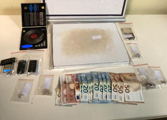 Συλλήψεις για ναρκωτικά