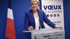 Επανεξελέγη και τα αλλάζει όλα στο Εθνικό Μέτωπο η Λεπέν - Στερεί τον τίτλο του επίτιμου πρόεδρου από τον πατέρα της