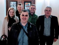 Δράσεις της Αντιδημαρχίας Τουρισμού Δήμου Βέροιας Συμμετοχή του Αντιδημάρχου Τουρισμού στο 11ο Περιφερειακό Συνέδριο για την Παραγωγική Ανασυγκρότηση και φιλοξενία Γερμανών δημοσιογράφων