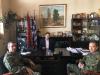 Συνάντηση Δημάρχου Βέροιας με το νέο Διοικητή της 1ης Μεραρχίας Πεζικού