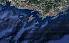 Στα 200 μέτρα πέταξαν οι Τούρκοι με το ελικόπτερο – Πυροβόλησαν στον αέρα οι Έλληνες στρατιώτες
