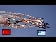 «Ερχεται πολεμική αναμέτρηση στο Αιγαίο ανάμεσα σε Ελλάδα και Τουρκία»