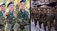 Αύξηση θητείας, προσλήψεις ΕΠΟΠ και εθελοντική στράτευση γυναικών