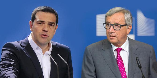 Γιούνκερ: Δεν θα υπάρχει καμία προληπτική γραμμή - Τσίπρας: Διαβατήριο για καθαρή έξοδο η υπεραπόδοση της οικονομίας
