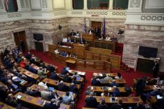 Με 151 ψήφους εγκρίθηκε το νομοσχέδιο για τη ΔΕΗ από τη Βουλή - Τέσσερις απουσίες από την κυβερνητική πλειοψηφία