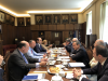 Συνάντηση εργασίας για θέματα που απασχολούν τον κόσμο του εμπορίου και τις εμπορικές επιχιερήσεις