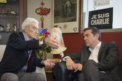 Δηλώσεις του Πρωθυπουργού, Αλέξη Τσίπρα, μετά τη συνάντησή του με τον Δήμαρχο Θεσσαλονίκης, Γιάννη Μπουτάρη