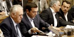 Ομολογία Τσίπρα στο υπουργικό συμβούλιο για μείωση συντάξεων