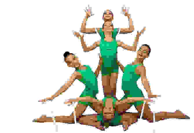 Προκριματικοι Αγώνες Ρυθμικής Γυμναστικής στη Βέροια