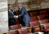 Τους κούφανε ο Καραμανλής – Δείτε τα ακροβατικά που έκανε στη βουλή