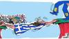 Θα μας τους φορτώσουν όλους! Το σχέδιο της ΕΕ για τους πρόσφυγες Πως θα επιστρέφουν ή θα μένουν στην Ελλάδα