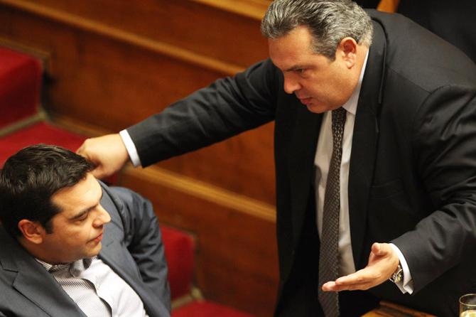 Ραγδαίες πολιτικές εξελίξεις: Αλλαγή κυβερνητικού εταίρου; – Πιο κοντά τις εκλογές φέρνει το Σκοπιανό