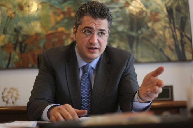 Ο Τζιτζικώστας προειδοποιεί για εθνικό επιχειρηματικό εφιάλτη