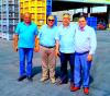 Στις μεταποιητικές, συνεταιριστικές και ιδιωτικές, επιχειρήσεις της Ημαθίας ο αντιπεριφερειάρχης Ημαθίας και ο διευθυντής της Διεύθυνσης Ανάπτυξης Περιβάλλοντος της ΠΚΜ