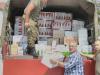 Πολιτικό Προσωπικό ΥΕΘΑ Κ. Μακεδονίας για συγκέντρωση τροφίμων στο Στρατιωτικό Πρατήριο Βέροιας