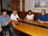 Επίσκεψη Φρόσως Καρασαρλίδου σε ΕΚΕ, ALEXANDER, VENUS, ΑΛΜΜΕ.