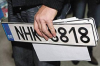 Επιστροφή πινακίδων και αδειών οδήγησης και κυκλοφορίας, ενόψει της εορταστικής περιόδου του Δεκαπενταύγουστου