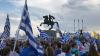 «Οχι» στο ξεπούλημα της Μακεδονίας από το μεγάλο συλλαλητήριο στη Θεσσαλονίκη