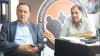 Συνάντηση Λαφαζάνη με τον πρόεδρο του Συλλόγου Δανειοληπτών και Προστασίας Καταναλωτών Β. Ελλάδος