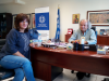 Επίσκεψη Φρ. Καρασαρλίδου στον Περιφερειακό Δ/ντή Εκπαίδευσης για θέματα παιδείας του νομού Ημαθιίας