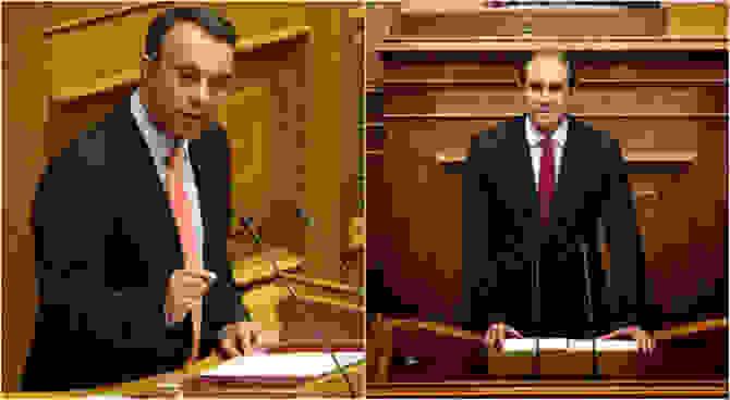 """ΑΠ. ΒΕΣΥΡΟΠΟΥΛΟΣ: """"Όχι και να πανηγυρίζουν οι ΣΥΡΙΖΑ-ΑΝΕΛ για τους 29 νέους φόρους που επέβαλαν!"""""""