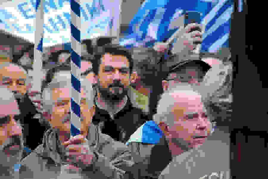 Τάσος Μπαρτζώκας:  Το μήνυμα των Ελλήνων είναι ξεκάθαρο